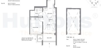 parc-clematis-floor-plan-1br-1-452sf-singapore