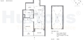 parc-clematis-floor-plan-1br-s1-517sf-singapore