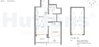 parc-clematis-floor-plan-1br-s2-506sf-singapore