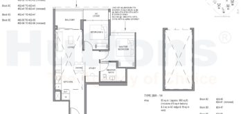 parc-clematis-floor-plan-2br-1-689sf-singapore