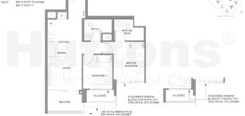 parc-clematis-floor-plan-2br-4-710sf-singapore