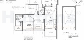 parc-clematis-floor-plan-3br-2-861sf-singapore