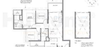 parc-clematis-floor-plan-3br-883sf-singapore